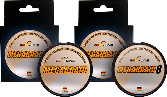 German Braided Fishing Line - GER-LINE®